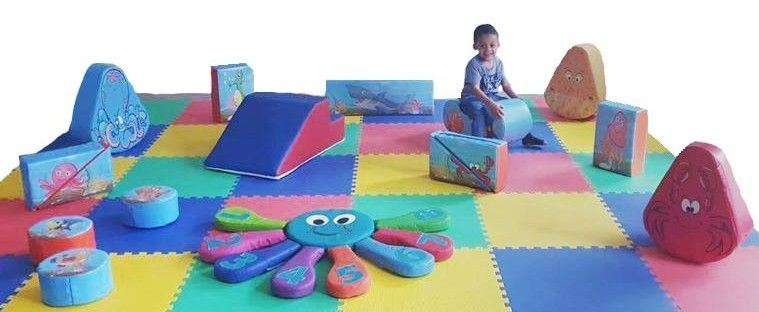Under the Sea Soft Play Package