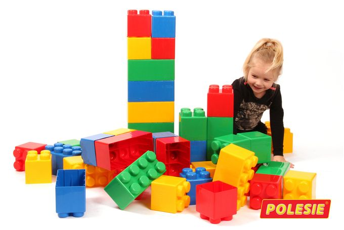 Giant Building Blocks